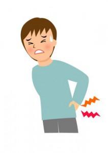 若い子の腰痛