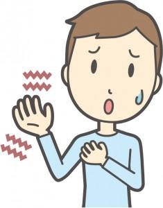 頚椎症による手の痛み・しびれ